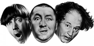 The Origin of The Three Stooges