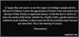 appreciation quotes for friends