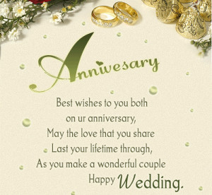 Famous Quotes 4U- Wedding Anniversary Quotes