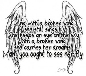 broken wing martina mcbride closest to what i m looking for