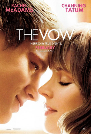 romantic movies The Vow