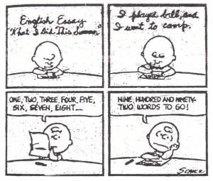 Inspirational Essay?