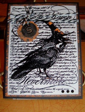 Suggestion is Quote The Raven Nevermore Poem on the poem mean?i mean ...