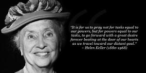 Top 11 Helen Keller Quotes