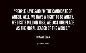 howard dean quotes