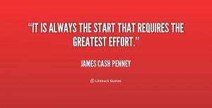 James Cash Penney Quotes