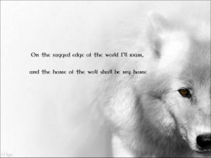 ... sayings animal black pack the pack wolves quotes white timber lone