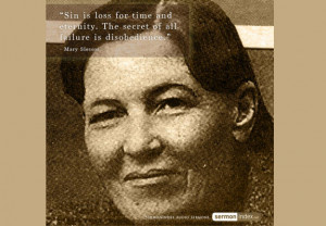 Mary Slessor Quote