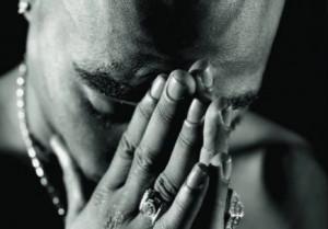 "... dies inside while still alive. Never surrender."" Tupac Amaru Shakur"