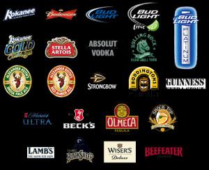 Alcohol Company Logos Drinks