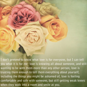 Meaningful Love Quote