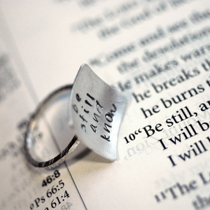 silver square quote ring $ 70 00 a sterling silver square ring custom ...