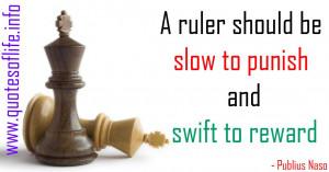 ... and-swift-to-reward-Publius-Ovidius-Naso-leadership-picture-quote1.jpg