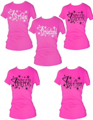 Go Back > Gallery For > Bride Bachelorette Shirts