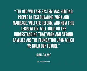 Quotes About Welfare System