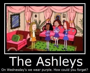 Recess- The Ashleys by MasterOf4Elements