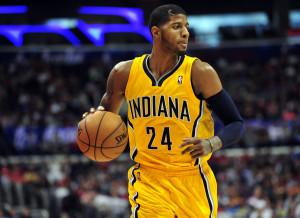 NBA Pacers Paul George HD Wallpaper