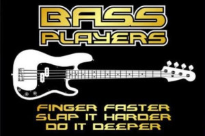 Bass Players Do It Deeper