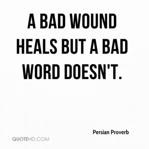 Persian Proverb Quotes
