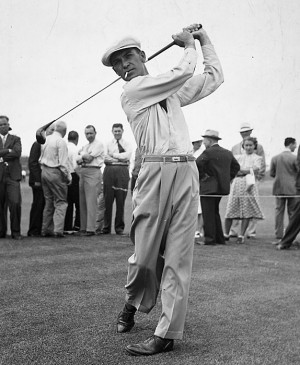 Ben Hogan Caps Remarkable Comeback From Auto Injury To Win U.S. Open ...