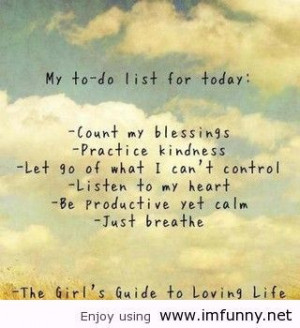 """Learning Life Lessons The Hard Way: A """"To-Do"""" List is Nothing ..."""