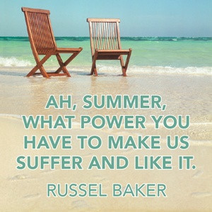 Summer quote: