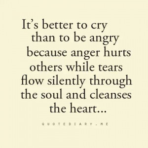 Dont be angry