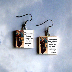 HAMLET quotes Earrings