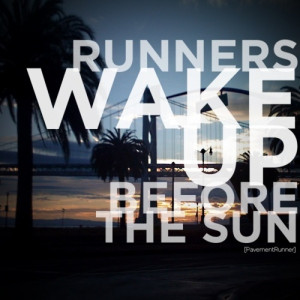 For those August and September mid-week 8 and 10 milers:
