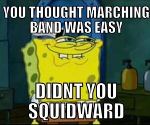 spongebob band quotes