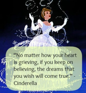 No matter how your heart is grieving, if you keep on believing, the ...