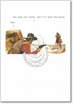 Funny Western Greeting Cards by the artists of Cowboy Cartoonist