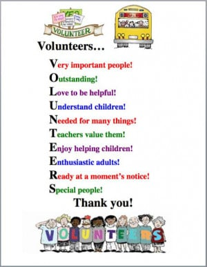 ... .com/Product/End-of-the-Year-Volunteer-Thank-You-Poem-Color-BW