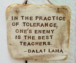 The Dalai Lama Quote On Tolerance