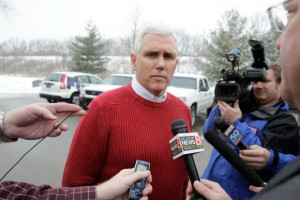 Republican Indiana Congressman Mike Pence in a tweet about the health ...