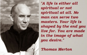 Thomas Merton Quotes & Sayings