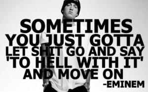 Eminem Quotes Life