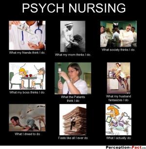 as a psychiatric nurse psychiatric nurses psych nurse meme via nurse ...