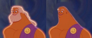 , funny, funny pictures, god, greek, happily ever after, hercules ...