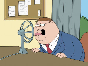 Funny Peter Griffin Pictures Gallery