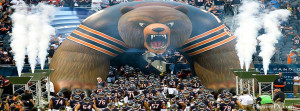 Chicago Bears Football Nfl 18 Facebook Cover