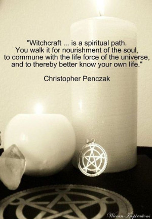 Wiccan Quotes On Life