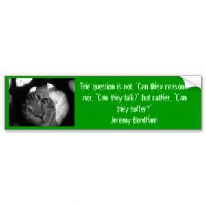 animal_quotes_jeremy_bentham_2_bumper_sticker ...