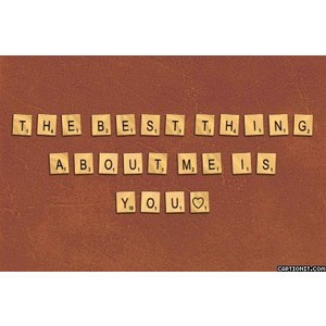 scrabble love quotes by mk use! - Love Quotes Scarves