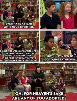 Loki on Comedy Central #Christmas #thanksgiving #Holiday #quote