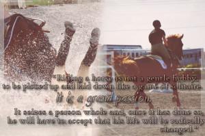 horse #quote #horse quote #edit
