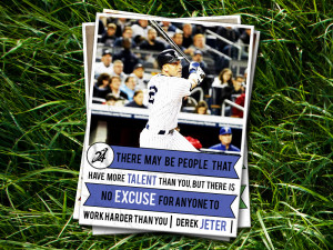 Derek Jeter Baseball Quotes