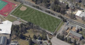 WPI to Break Ground on Parking Garage with Rooftop Playing Fields