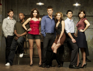 Chad Michael Murray and Hilarie Burton Leaving One Tree Hill; Three ...