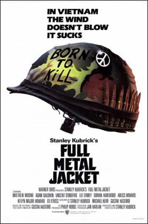 Full metal jacket Stanley Kubrick 1987